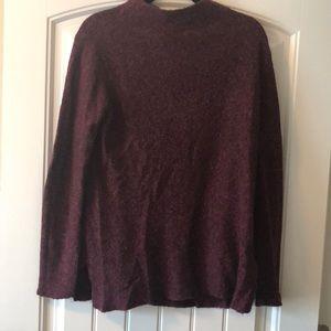 Old Navy Mock Neck Sweater size L